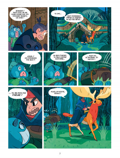 Page 4 Ultralazer tome 1