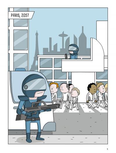 Page 1 Les survivants de la révolte finale de l'apocalypse
