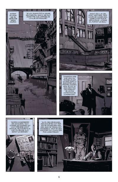 Page 2 Joe Golem, détective de l'occulte tome 1