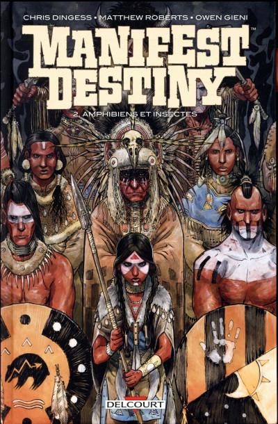 Couverture Manifest destiny tome 2