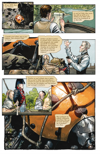 Page 1 Manifest destiny tome 2