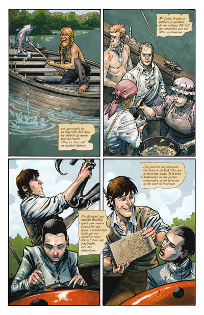 Page 3 Manifest destiny tome 2