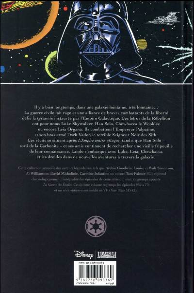 Dos Star Wars - classic tome 6
