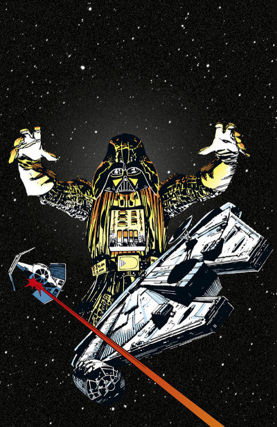 Page 3 Star Wars - classic tome 6