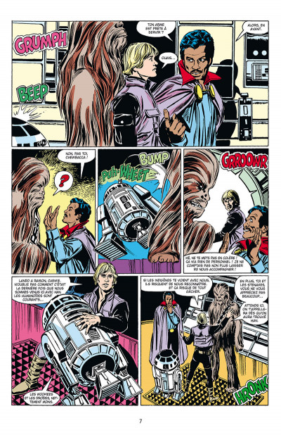 Page 2 Star wars classic tome 7