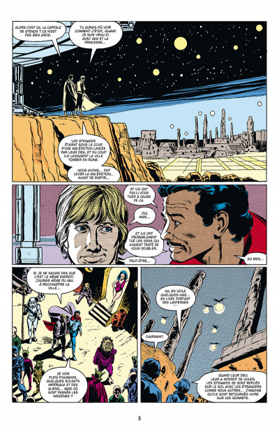 Page 3 Star wars classic tome 7