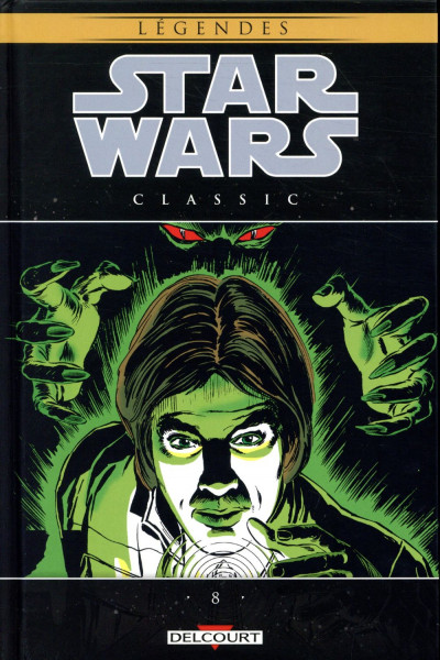 Couverture Star wars classic tome 8