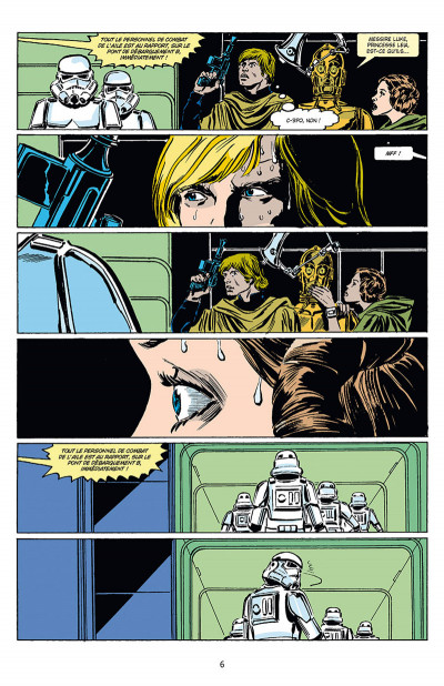 Page 2 Star wars classic tome 8