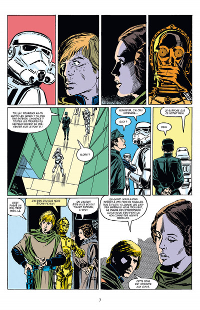 Page 3 Star wars classic tome 8