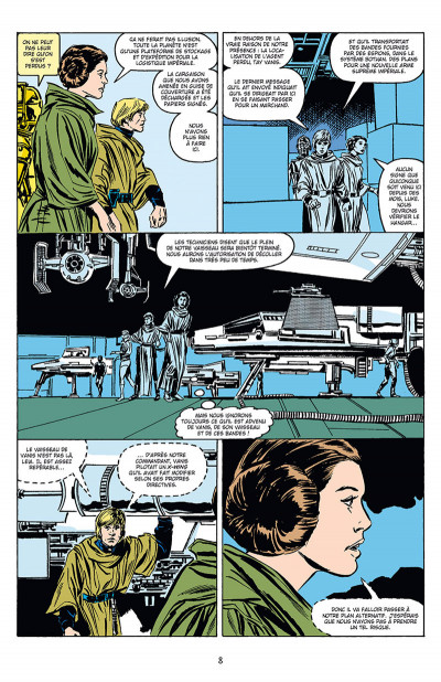 Page 4 Star wars classic tome 8