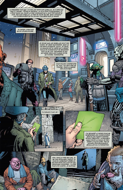 Page 1 Star Wars - Icônes tome 4 - L'arnaque rebelle