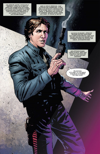 Page 4 Star Wars - Icônes tome 4 - L'arnaque rebelle