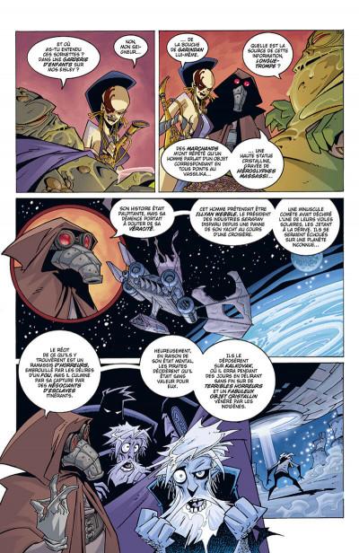 Page 0 Star wars - Icônes tome 5 - Han, Lando & Boba