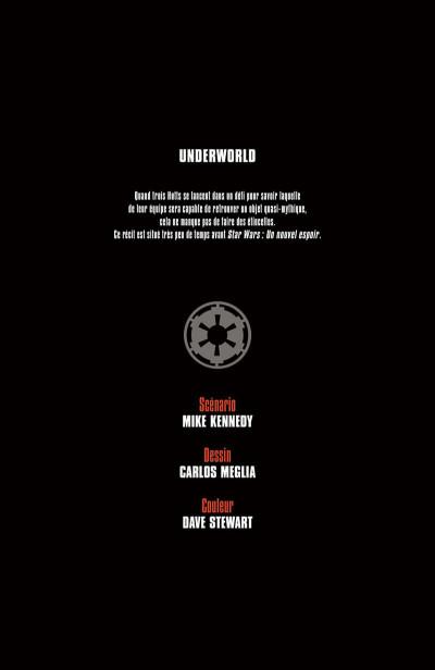 Page 5 Star wars - Icônes tome 5 - Han, Lando & Boba