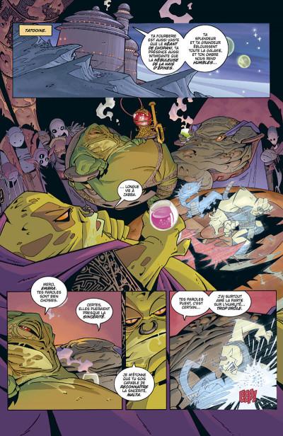 Page 6 Star wars - Icônes tome 5 - Han, Lando & Boba