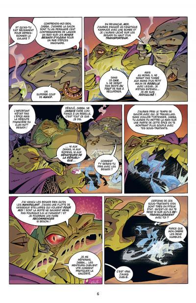 Page 7 Star wars - Icônes tome 5 - Han, Lando & Boba