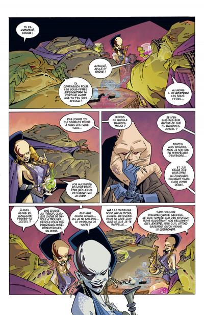 Page 9 Star wars - Icônes tome 5 - Han, Lando & Boba