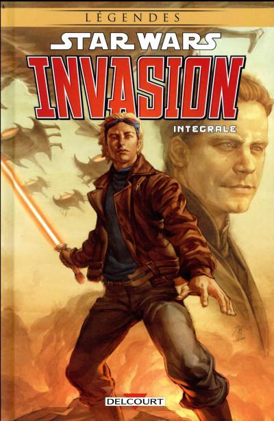 Couverture Star Wars - invasion - intégrale
