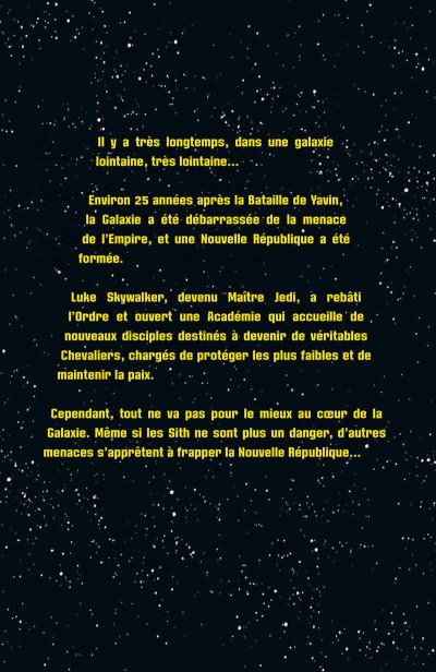 Page 5 Star Wars - invasion - intégrale