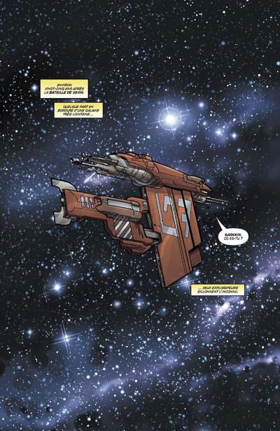 Page 6 Star Wars - invasion - intégrale