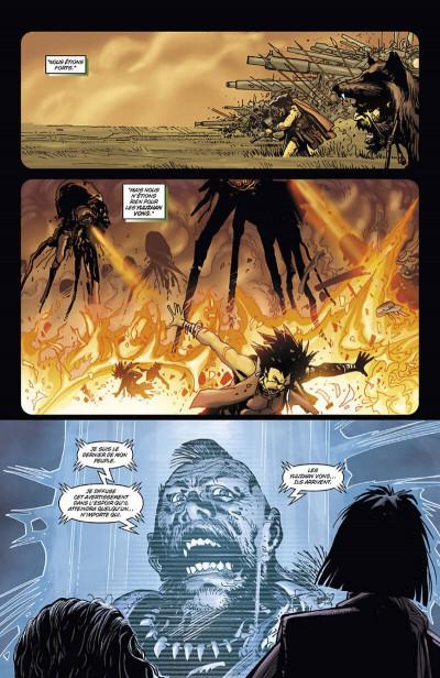 Page 9 Star Wars - invasion - intégrale