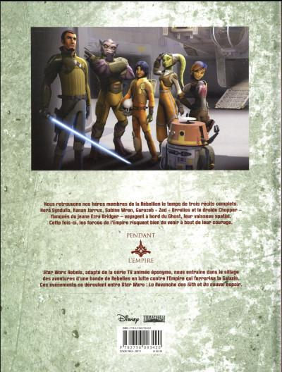 Dos Star wars - Rebels tome 6