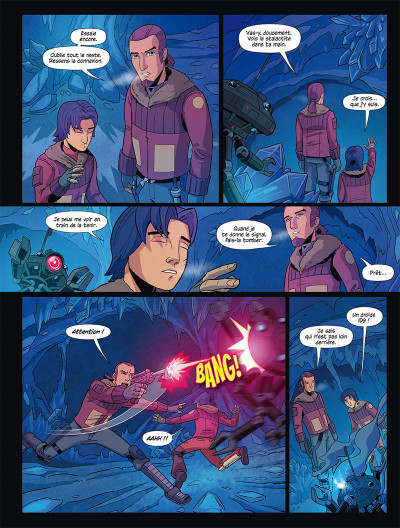 Page 3 Star wars - Rebels tome 6