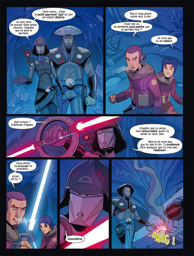 Page 4 Star wars - Rebels tome 6