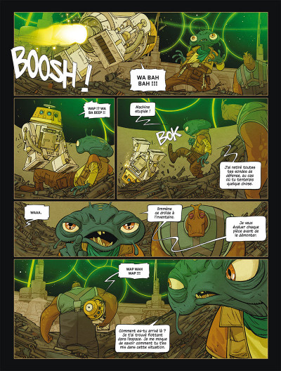 Page 2 Star wars - rebels tome 7
