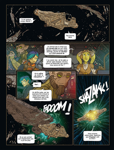 Page 3 Star wars - rebels tome 7