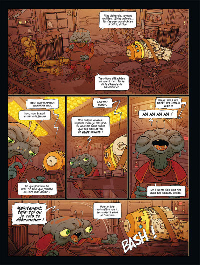 Page 4 Star wars - rebels tome 7