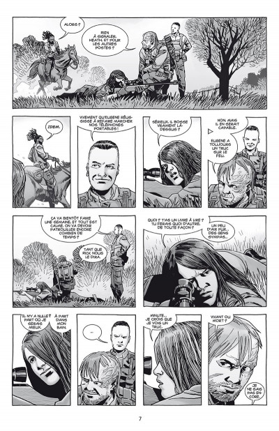 Page 1 Walking dead tome 27
