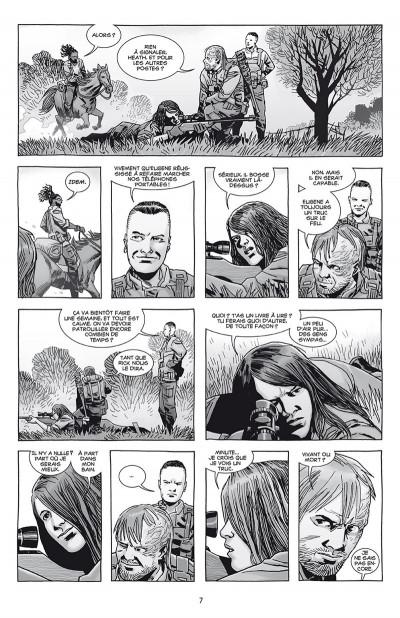 Page 1 Walking dead tome 27 + ex-libris offert