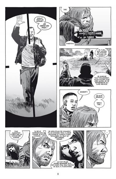 Page 2 Walking dead tome 27 + ex-libris offert