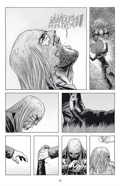 Page 4 Walking dead tome 27 + ex-libris offert