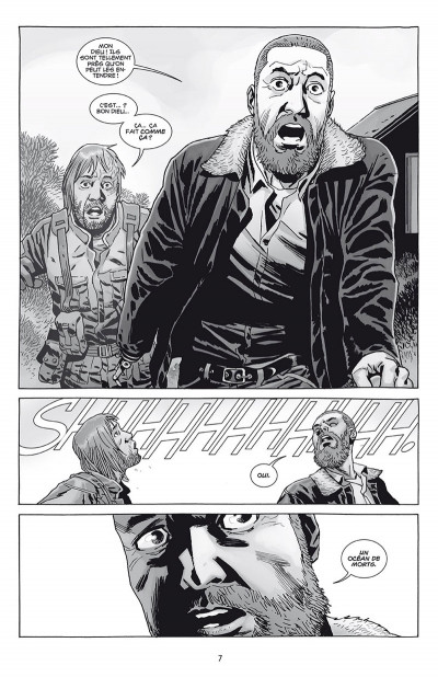 Page 1 Walking dead tome 28