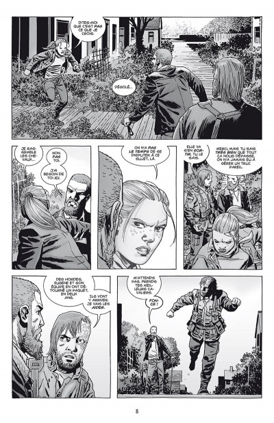 Page 2 Walking dead tome 28