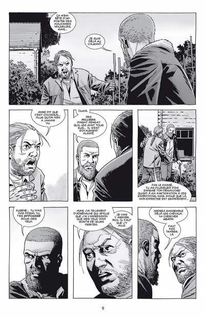 Page 3 Walking dead tome 28