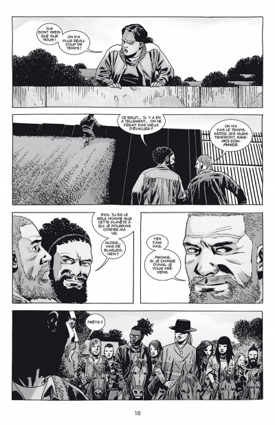 Page 4 Walking dead tome 28