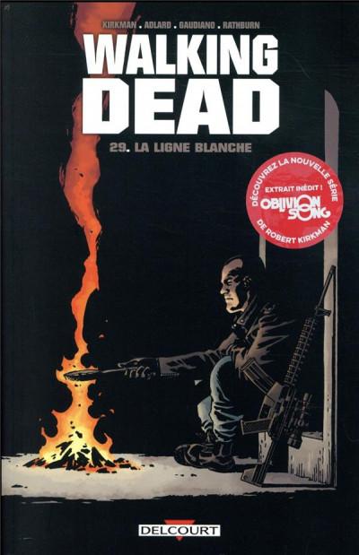 Couverture Walking dead tome 29