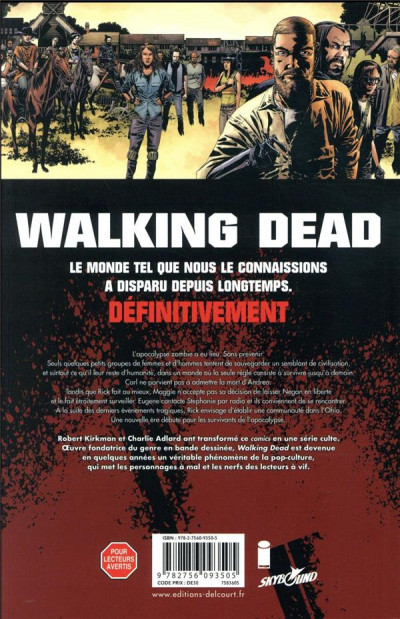 Dos Walking dead tome 29