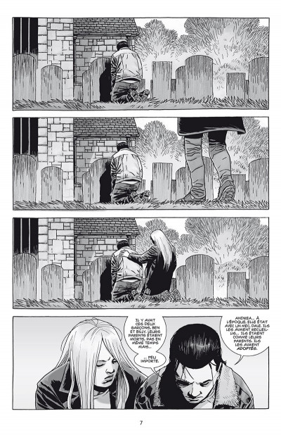 Page 1 Walking dead tome 29