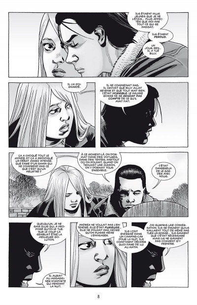 Page 2 Walking dead tome 29