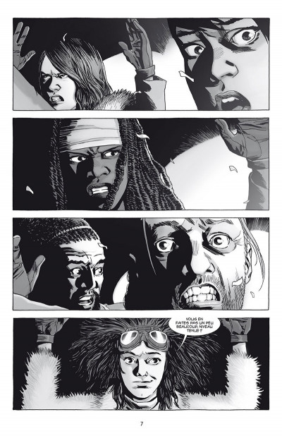 Page 1 Walking dead tome 30