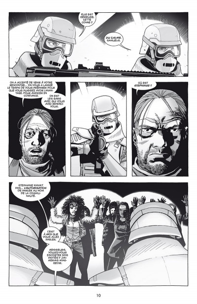 Page 4 Walking dead tome 30