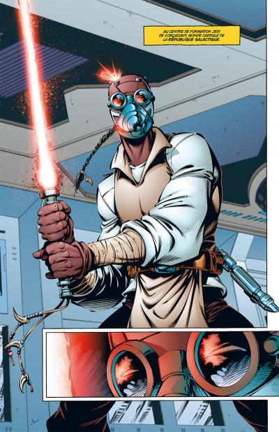 Page 1 Star wars - l'ordre jedi tome 4