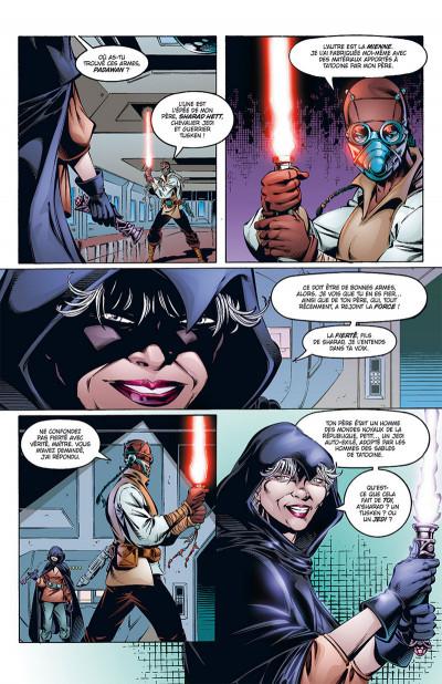Page 2 Star wars - l'ordre jedi tome 4