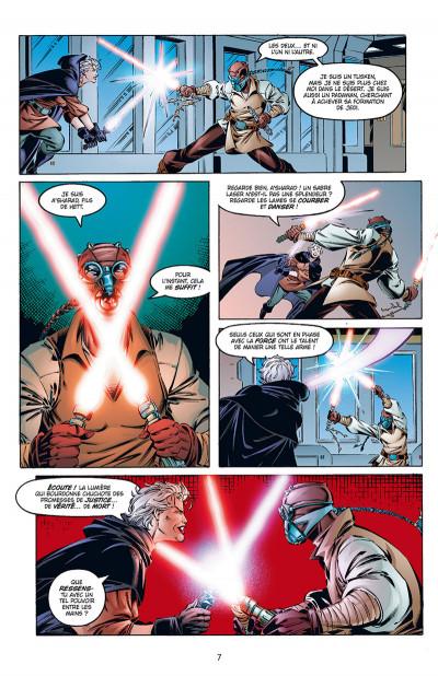 Page 3 Star wars - l'ordre jedi tome 4