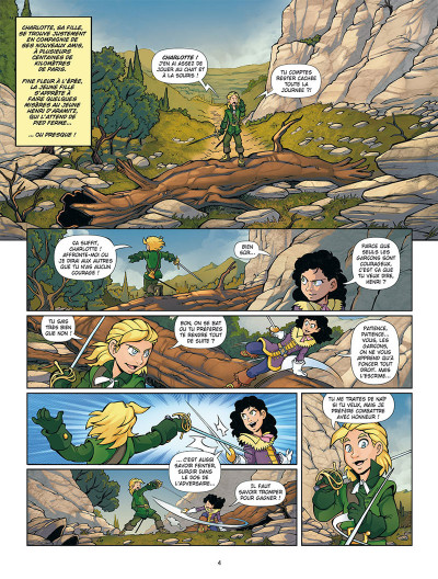 Page 2 Un pour tous ! tome 2