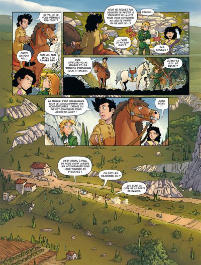 Page 4 Un pour tous ! tome 2
